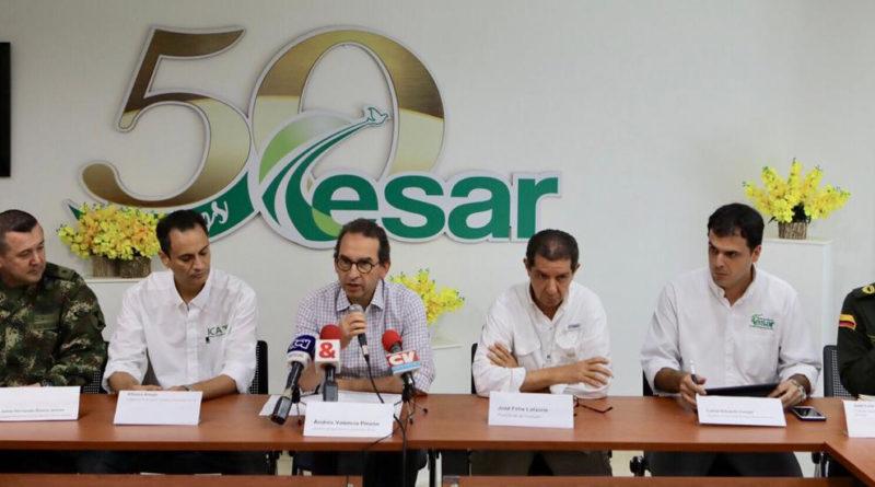 MinAgricultura pone en marcha plan de acción por caso de aftosa en el Cesar.
