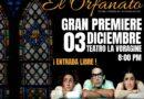 La obra El Orfanato estará en escena hoy en la Vorágine.