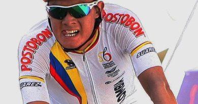 Rodrigo Contreras y Hernando Bohórquez confirmaron su presencia en el Nacional de Ciclismo de Ruta.