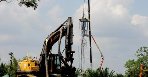 El Presidente Duque anunció el hallazgo de petróleo en pozo exploratorio en Cabuyaro, Meta.