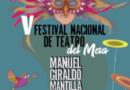 Quinto Festival de Teatro.
