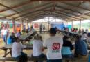 Naciones Unidas visitó el espacio territorial 'Mariana Páez' para evaluar acuerdos de paz.