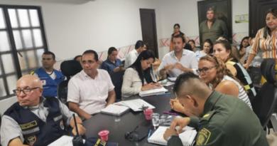 En Acacías se adelantó reunión logística sobre la cabalgata de ExpoMalocas 2020.