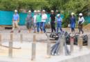 Gobernador del Meta pide a contratistas agilizar obras de la Villa Olímpica.