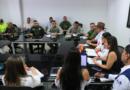 Alcaldía de Puerto y Gaitán y Gobernación trabajan de la mano para garantizar seguridad en el municipio.