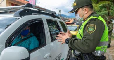 Villavicencio registró menos actos violentos el último fin de semana de aislamiento en comparación con el anterior