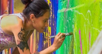 fomentar el arte urbano en Villavicencio brinda espacios seguros para las mujeres