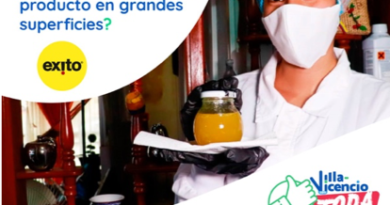 Los productores locales tendrán un espacio de comercialización en los grandes almacenes de Villavicencio