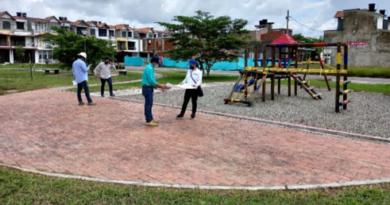 Villavicencio tiene un nuevo parque de más de 4.500 metros cuadrados