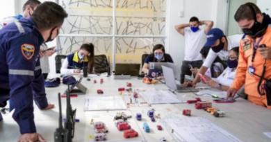 Simulación Nacional de respuesta a emergencias se cumplió satisfactoriamente en Villavicencio