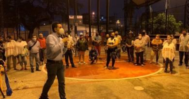 Inicia caracterización de predios en el proceso de legalización del barrio comuneros