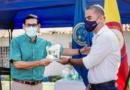 Directiva de la cárcel de Villavicencio entrega reconocimientos al alcalde y a la secretaria de gobierno de la ciudad