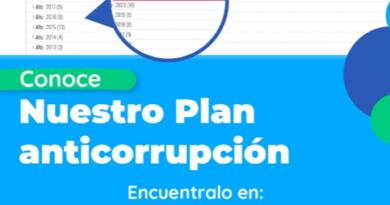 Ciudadanos pueden formular aportes al plan anticorrupción y de atención al ciudadano 2021