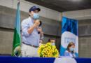 """""""La prevención es el camino para que el sistema de salud sea digno y esté al alcance de todos"""": alcalde Felipe Harman"""