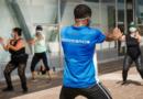 Con actividades físicas y adecuación de escenarios se unió la comunidad deportiva a la celebración para la capital del Meta