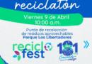 Hoy se realizará 'reciclatón' en zona comercial del centro de Villavicencio