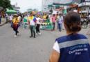 El efectivo diálogo humanitario de los gestores de convivencia y paz en las protestas de Villavicencio