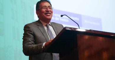 Fernando Jiménez, nuevo viceministro de Hacienda.