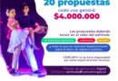 Corcumvi entregará 80 millones de pesos a 20 propuestas culturales en artes escénicas