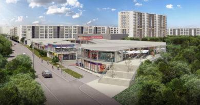 Rosablanca, un nuevo Centro Comercial que impulsa la economía de Villavicencio.
